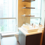 Office Unit For Sale BGC Executive Restroom _ One Global Place
