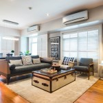 Living Area 3BR Condo For Sale at One Serendra BGC