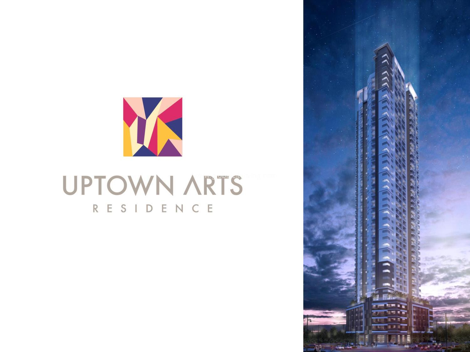 Uptown Arts Residence Bonifacio Global City Preselling Condo For Sale