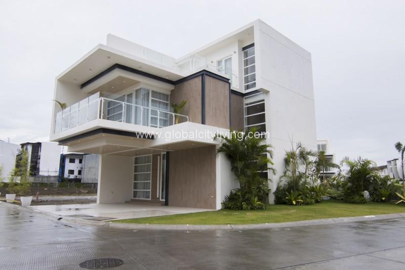 MResidences-Facade-Kiara-townhouse-forsale-in-taguigcity