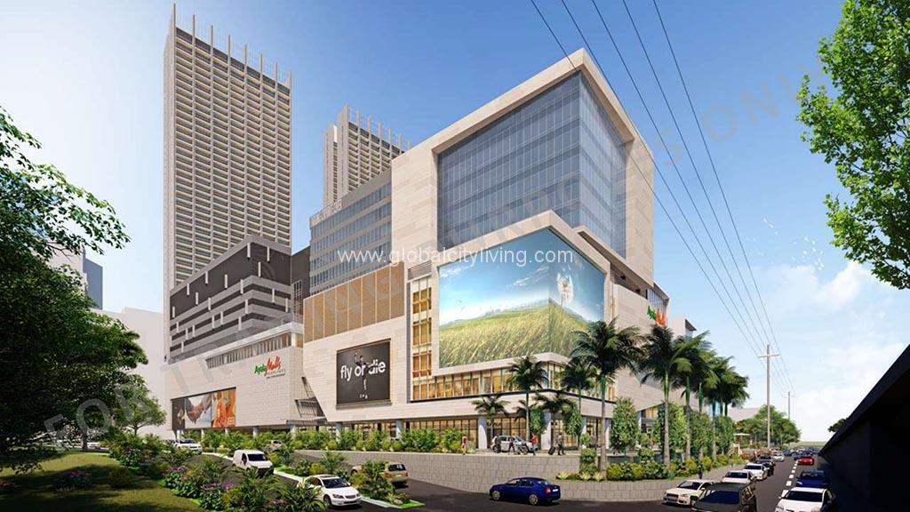Parklinks ayala mall preselling condo for sale pasig and quezon city