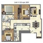 unit layout
