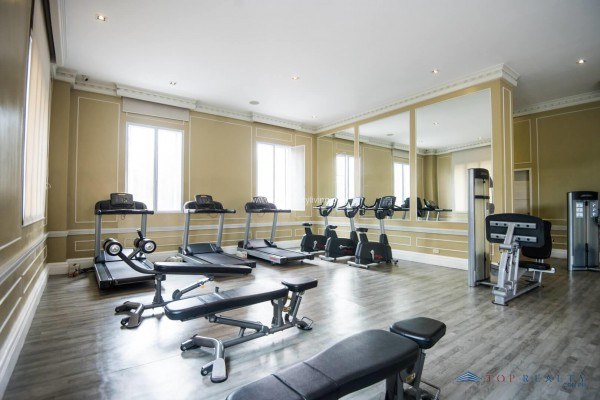 Gym-Amenities-in-Mckinley-West-Lot-For-Sale-in-Fort-Bonifacio