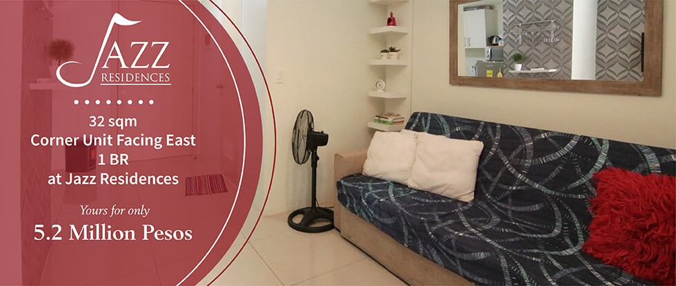 1br condo for sale at jazz residences makati city