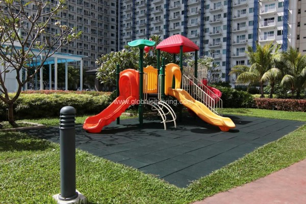 playground amenities jazz residences makati