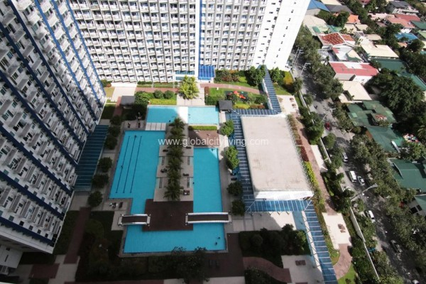 pool view 1br jazz residences makati city