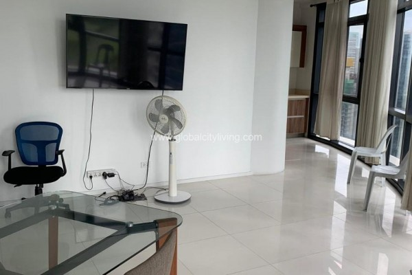 two bedrrom 2br condo for sale in arya fort bonifacio