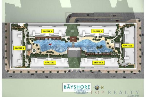 bayshore condo for sale in paranaque city layout bayshore-vicinity-map-1