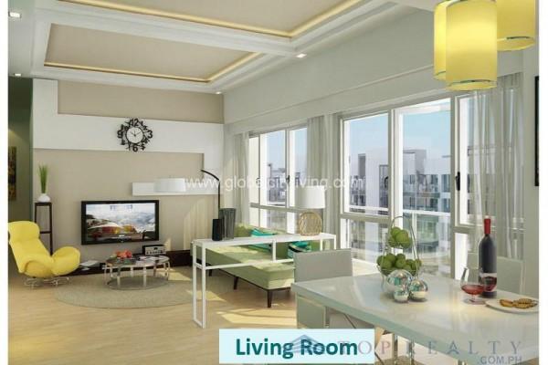 bayshore condo for sale in paranaque city layout living-room