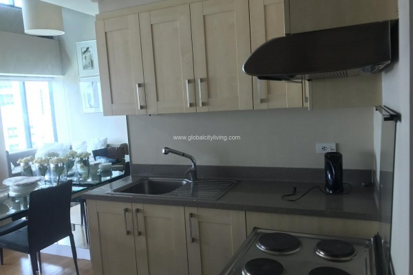 kitchen one rockwell east 1br condo for sale in makati city