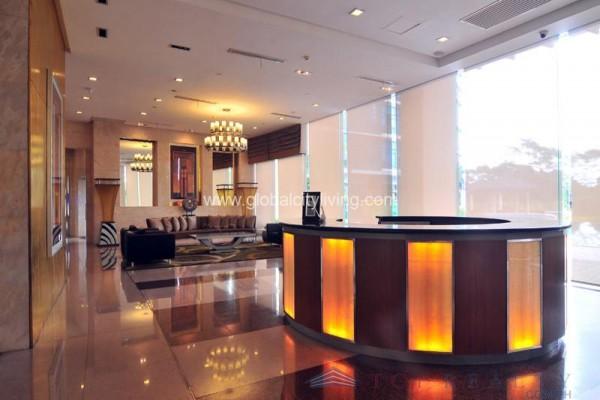 bellagio one condo for sale lobby