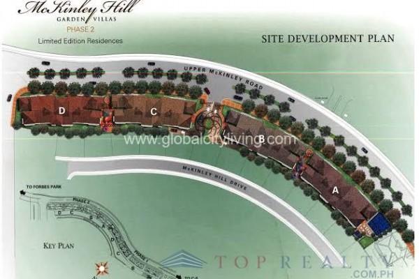 mckinley garden villas in mckinley hill condo for sale in fort bonifacio
