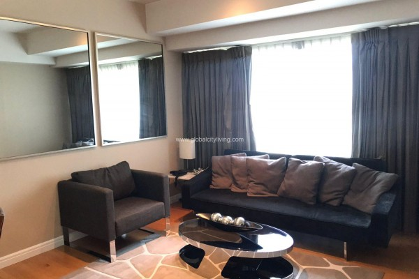 one bedroom 1br condo for sale at one rockwell west makati