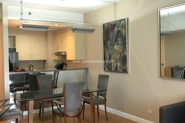 one rockwell west one bedroom condo for sale in makati city