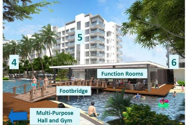 studio bayshore condo for sale in paranaque city layout amenity-3