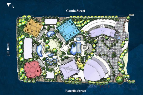 Proscenium-at-Rockwell-Makati-Site-Map-Condo-for-Sale