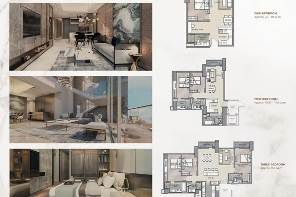 The Velaris Residences layout preselling condo for sale in Pasig City