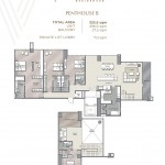 Velaris residences floor plans preselling condo for sale in pasig city PENTHOUSE B
