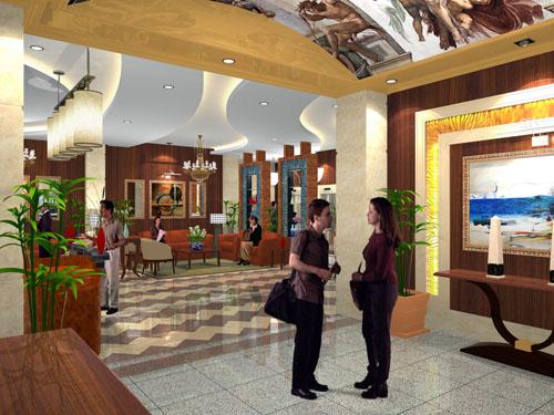 The Venice Lobby