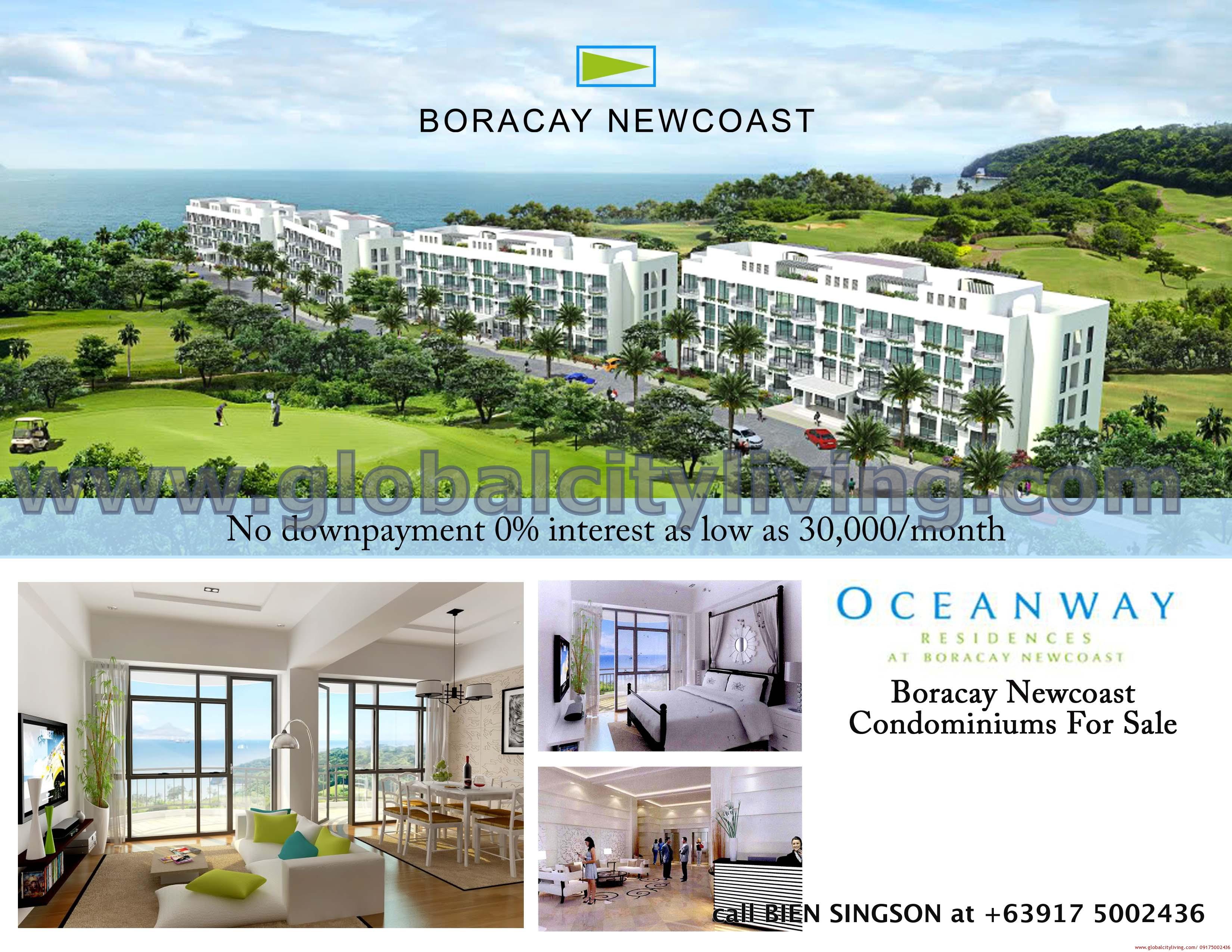 Boracay Newcoast Oceanway thumbnail