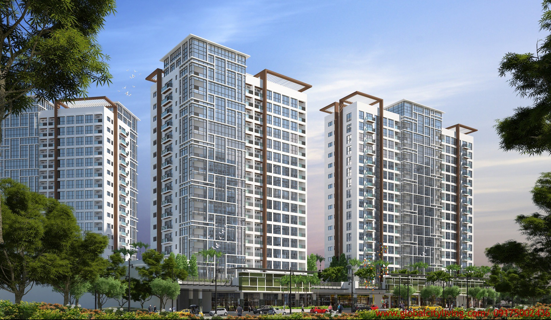 One Manchester Place at Mactan Newton
